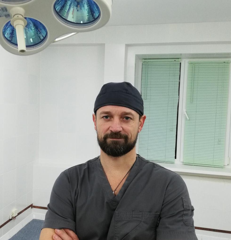 Жук Сергей Николаевич пластический хирург Бобруйск